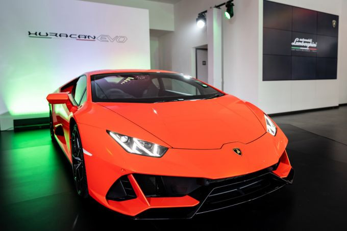 New Supercars To Look Out For