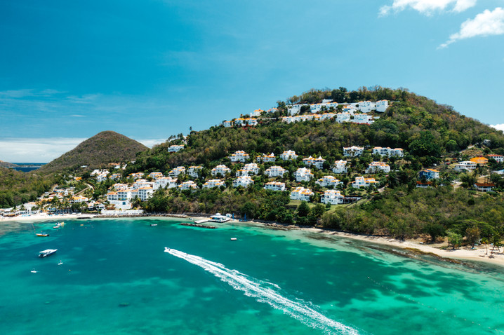 SHAPING A NEW ST LUCIA