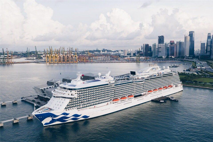Cruise with Majestic Princess