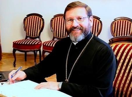 Верховний архієпископ Святослав Шевчук, Блаженніший Святослав