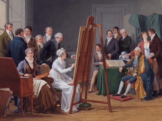 Revue d'exposition « Peintres femmes 1780-1830. Naissance d'un combat »