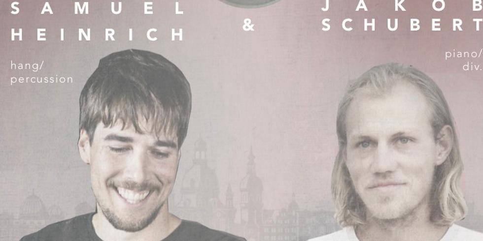 Hang und Piano - Jakob Schubert und Samuel Heinrich