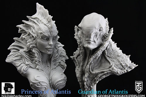 Creatures of Atlantis Set