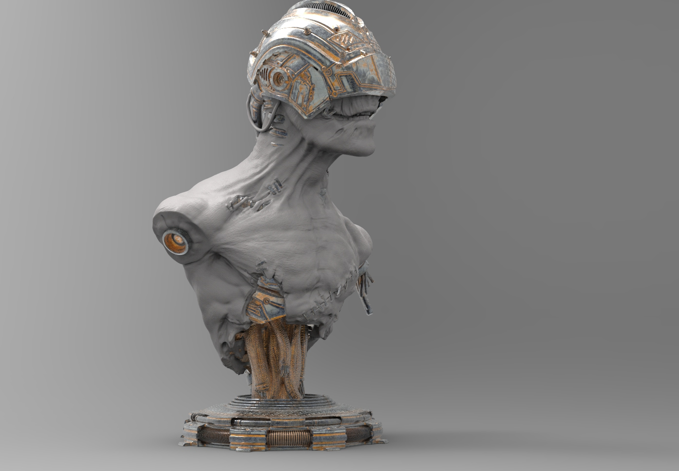Keyshot render