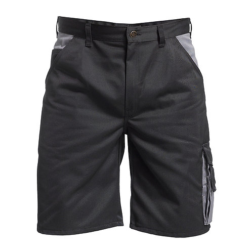 Shorts sort/grå | Shorts schwarz/grau