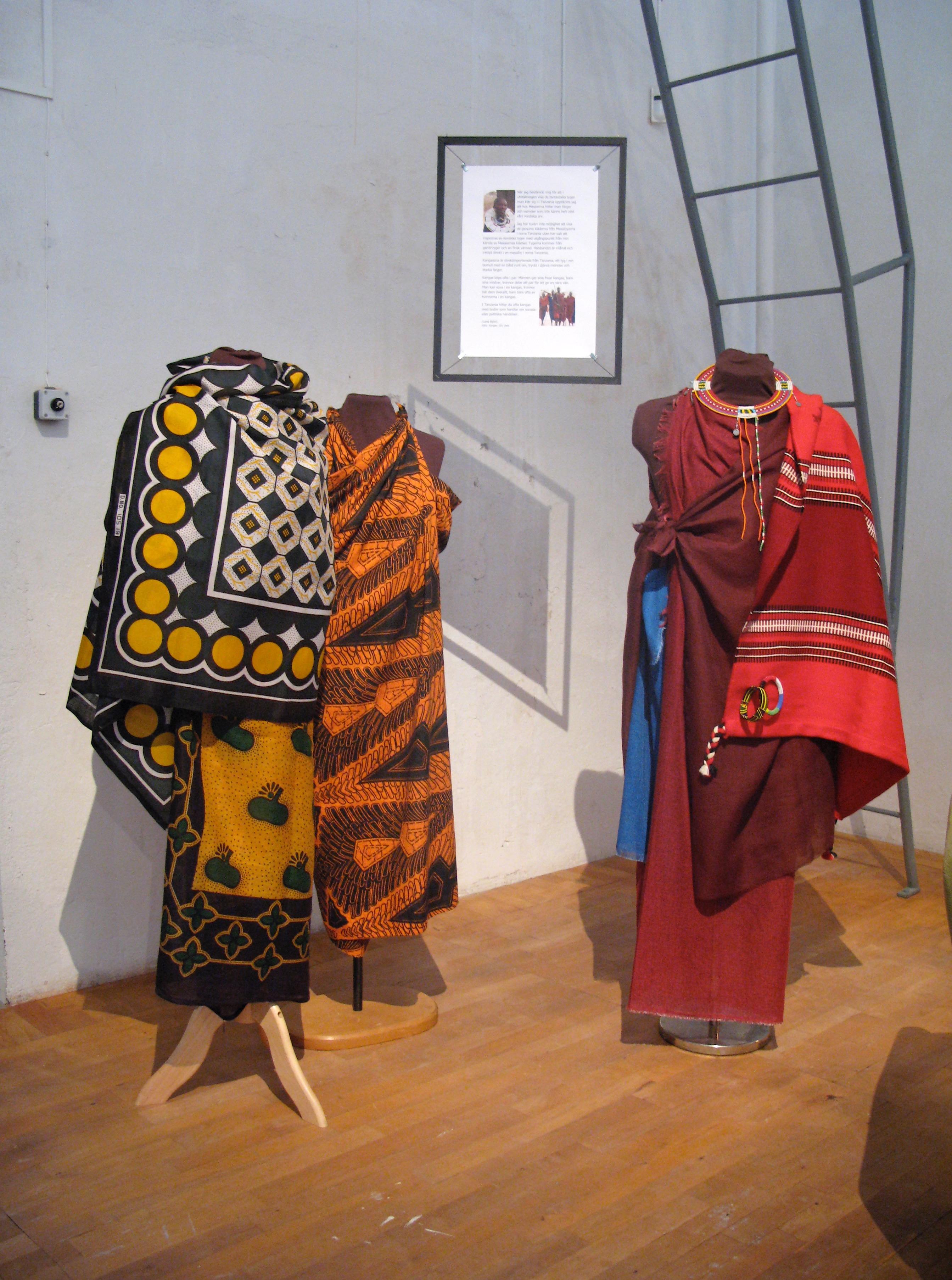 Inspirerad av Tanzania