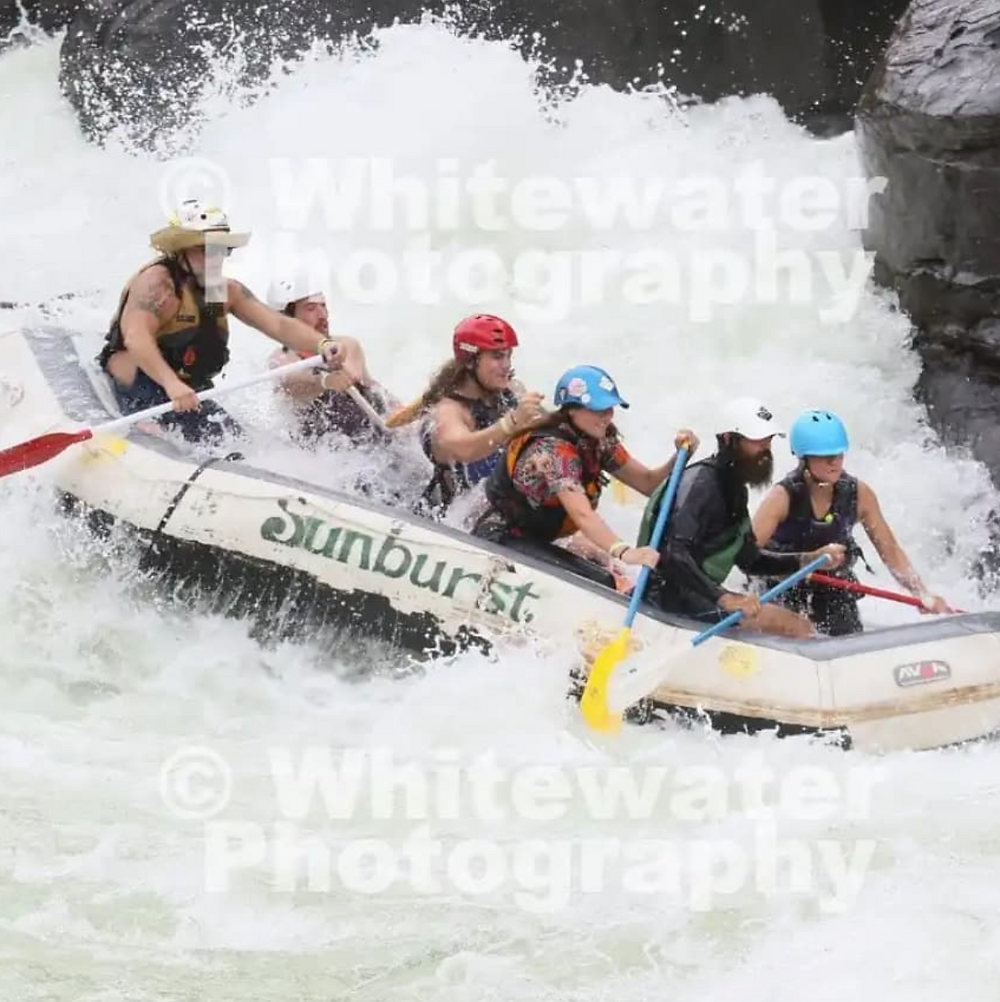 finding clarity through pushing limits: whitewater life lessons