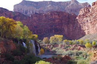 Upper Navajo Falls loveliness