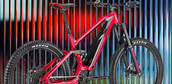 Vélo electrique VTT la batteuse