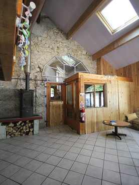 Grand salon La Batteuse