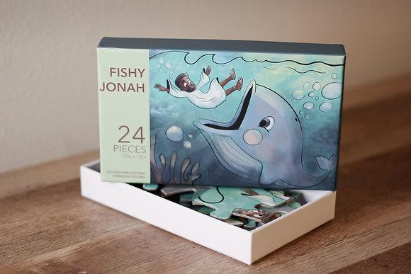 Jonah & The Big Fish Puzzle