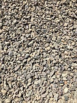 "3/8"" Carroll Canyon Pea Gravel"