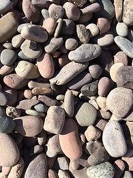 "2""-6"" Arizona River Rock"