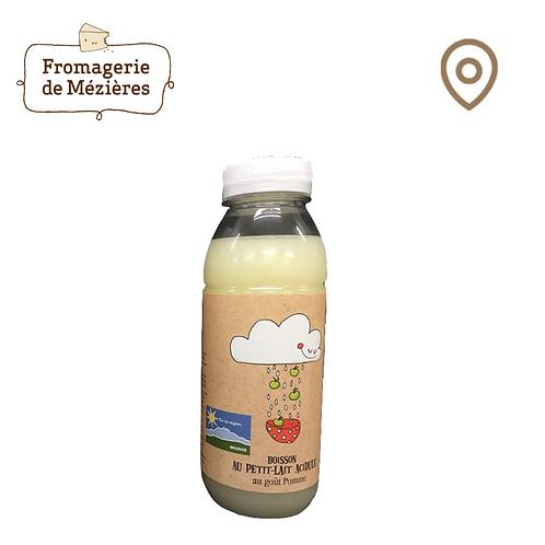 Boisson au Petit-Lait acidulé - Pomme - 500ml