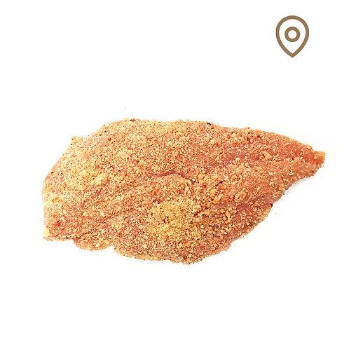 Tranche panée de poulet - 150g