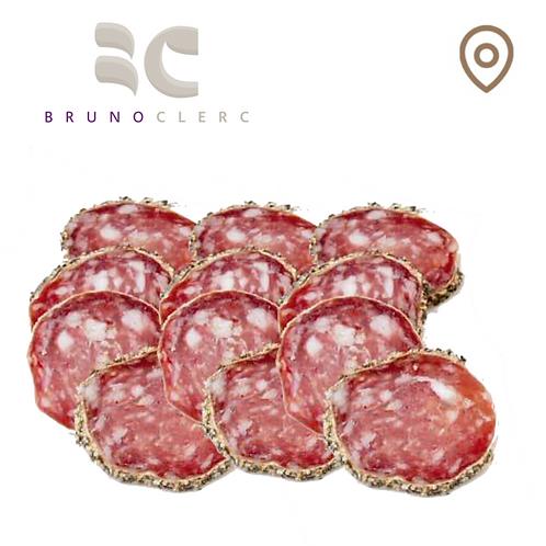 Saucisse crue - Noix - barquette - 200g