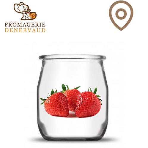 Yogourt - Fraise (2.90 + consigne 0.50) - 500g