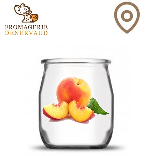 Yogourt - Pêche (1.15 + consigne 0.50) - 150g