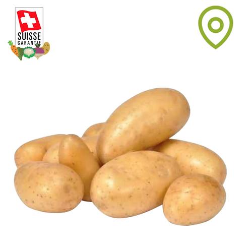 """Pomme de terre """" Ferme"""" brossée - 1 kg"""