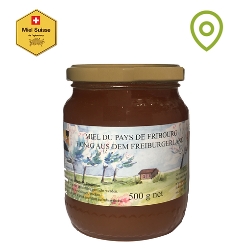 Miel de Fleurs - 500g