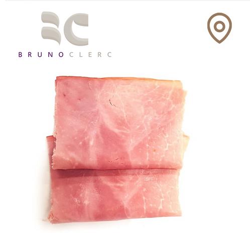 Jambon carré - Porc - barquette - 140g