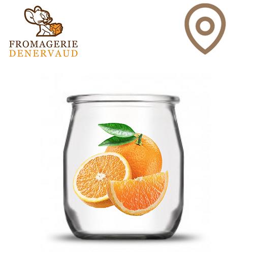Yogourt - Orange sanguine (1.15 + consigne 0.50) - 150g
