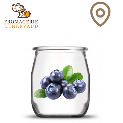 Yogourt - Myrtille (2.90 + consigne 0.50) - 500g