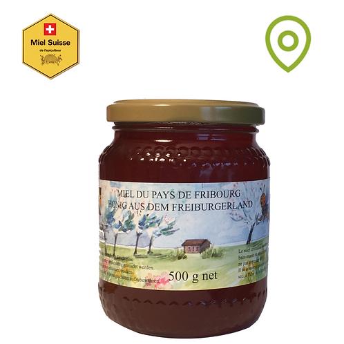 Miel d'été ( Forêt) - 500g