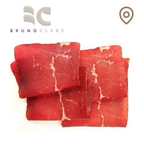 Viande séchée du Valais - Bœuf - barquette - 80g