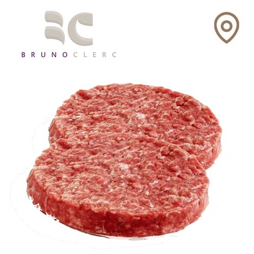 Hamburger- Boeuf - 120g/pce - 2pcs