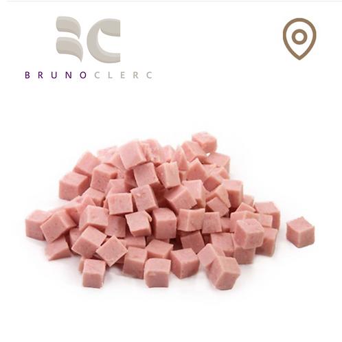 Jambon en cubes - Porc - barquette - 150g