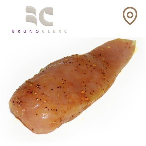 Escalope de poulet marinée - 3pcs - 165g/pce