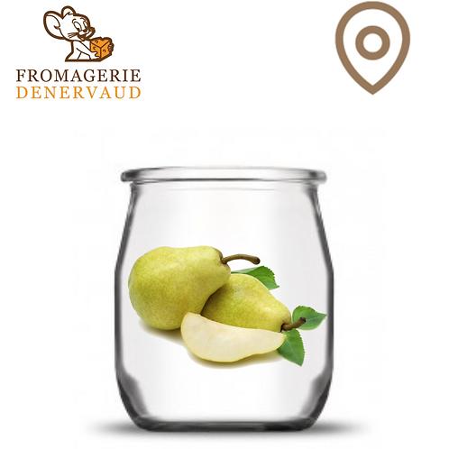 Yogourt - Poire (1.15 + consigne 0.50) - 150g