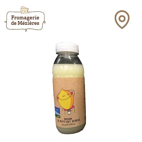 Boisson au Petit-Lait acidulé - Citron - 500ml