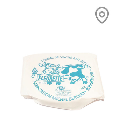 Tomme Fleurette - 170g