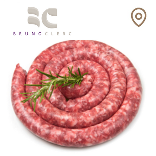 Saucisse à rôtir - Porc - 800g