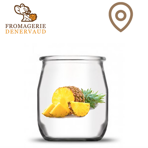 Yogourt - Ananas (2.90 + consigne 0.50) - 500g