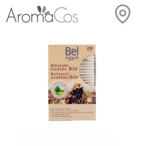 Boîte de 200 Coton tige Bio  - Bel Nature