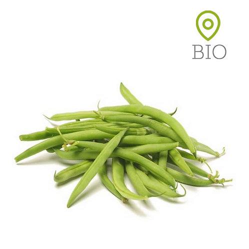 Haricots verts BIO ~ 500g