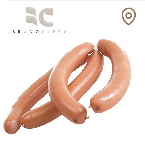 Saucisse de Vienne - Porc - 2x2pcs