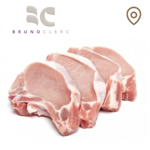 Côtelette - Porc - 4pcs - 200g/pce