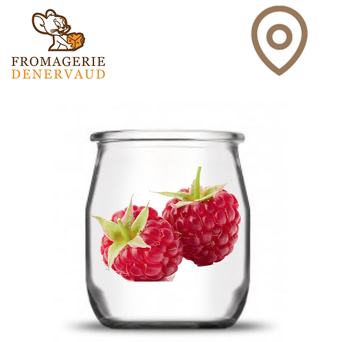 Yogourt - Framboise (1.15- + consigne 0.50) - 150g