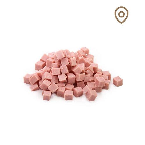 Cube de jambon - barquette 150g