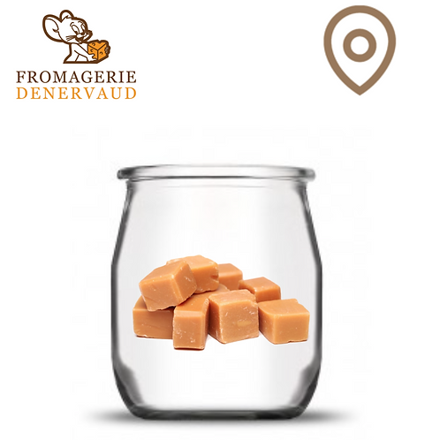 Yogourt - Caramel (1.15 + consigne 0.50) - 150g