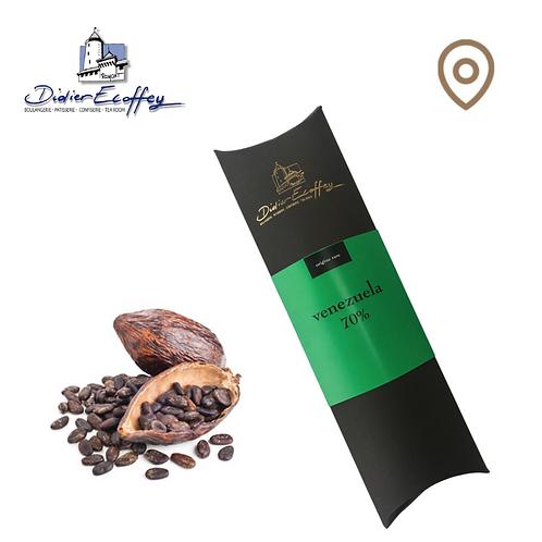 Chocolat Foncé -   Vénézuela 70% - 100g