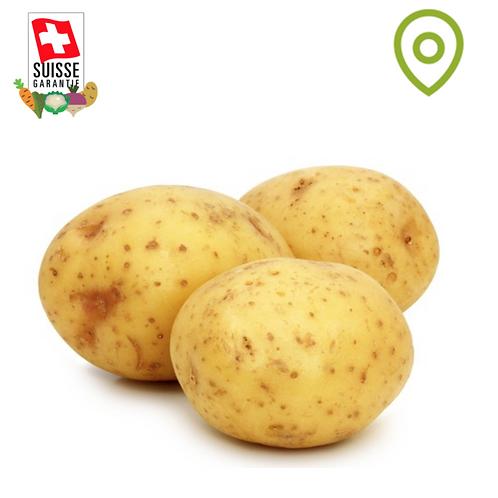 """Pomme de terre """" Farineuse"""" brossée - 2.5kg"""