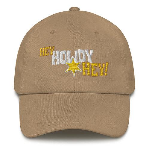 hey howdy hey hat