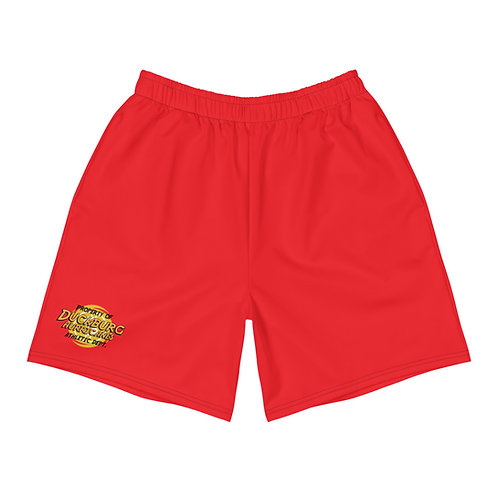 duckburg hurricanes shorts (red)