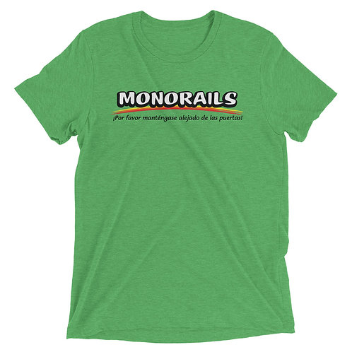 MONORAILS tee