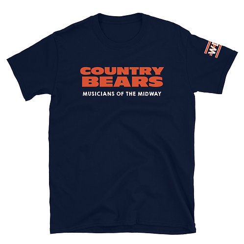Country Bears Musicians of the Midway T-Shirt